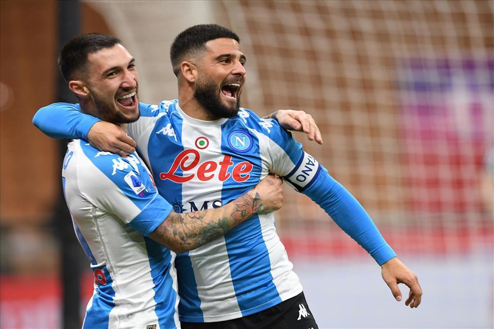 Azzurri vittoriosi a San Siro, decide un gol di Politano