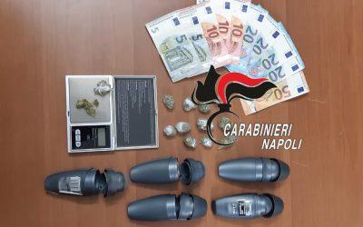 Napoli, controlli dei carabinieri: arrestati 5 rapinatori, ladri e spacciatori sorpresi a delinquere