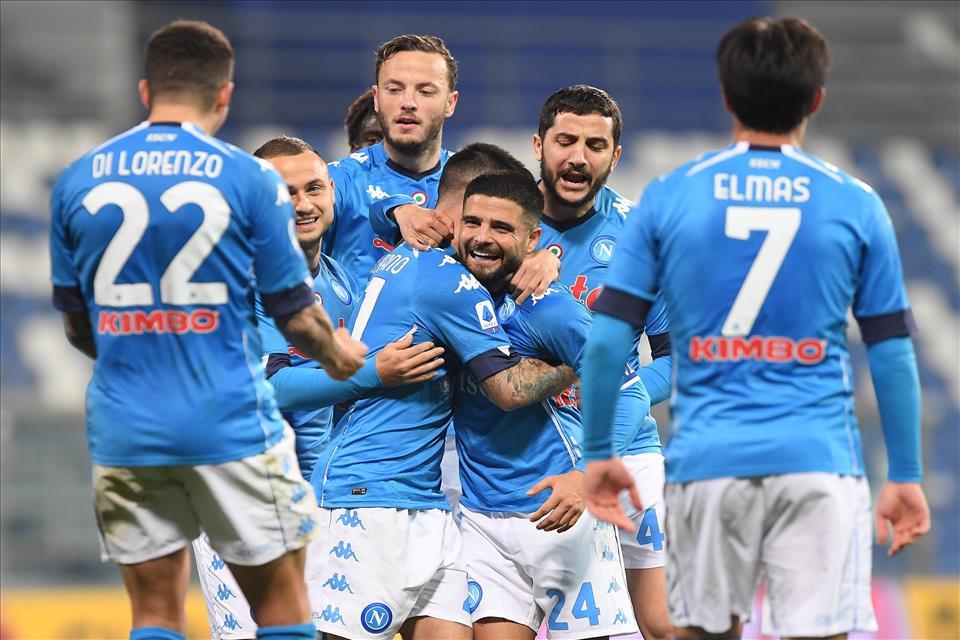 Sassuolo-Napoli 3 a 3, suicidio azzurro a pochi secondi dalla fine