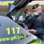 Gdf Napoli, controlli anti-Covid alla vigilia della zona rossa: 159 sanzioni