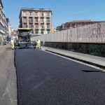 Corso Vittorio Emanuele, in via di ultimazione i lavori di riqualificazione