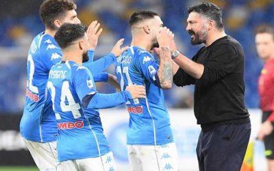 Il Napoli è ora equilibrato