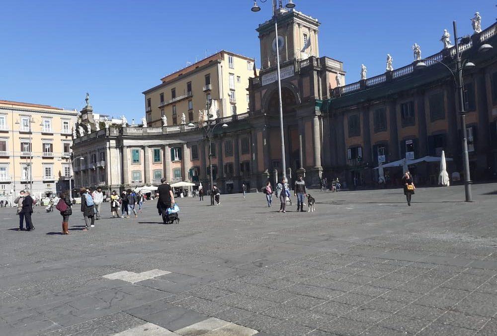Musica e balli domenica in piazza Dante. Per un 25 aprile di liberazione dal Covid
