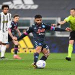 Il Napoli molla i 3 punti all'Allianz Stadium