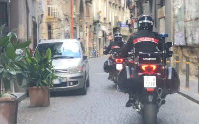 Napoli, controlli anti-Covid: 32 sanzioni