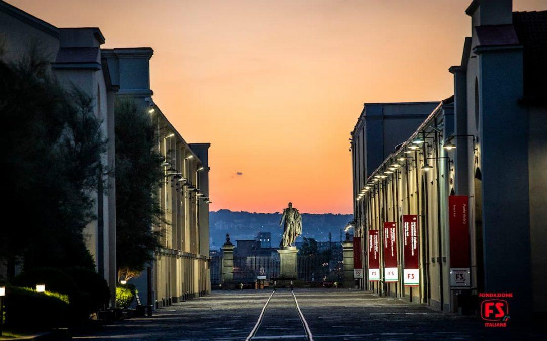 Riapre il Museo di Pietrarsa: nuovi orari e ingressi a prezzo ridotto