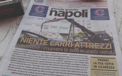 """Il """"Napoli"""" ai pazienti del Cotugno: """"Grazie alla vostra redazione"""""""