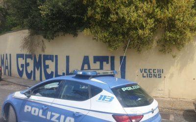 Mausoleo di Posillipo imbrattato: denunciato 24enne