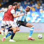 Il Napoli ci ricasca, gol all'ultimo respiro del Cagliari 1-1