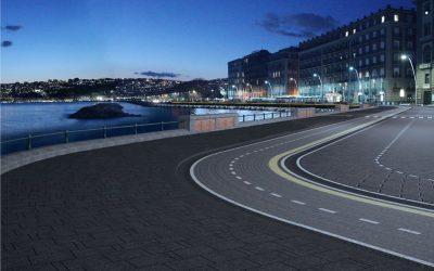 Napoli, completato il progetto esecutivo del Lungomare
