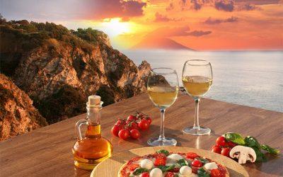Vedi Napoli e poi mangi e bevi