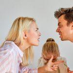 Cosa succede se mamma e papà litigano?