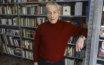 """L'appello di Tullio Pironti: """"Comprate i libri in libreria e non sul web"""""""
