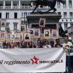 """""""Reggimento Immortale"""" in Italia, domani la marcia on line"""