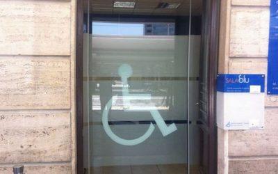 Disabilità, la sala blu di Napoli Centrale compie dieci anni