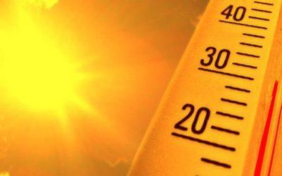 Campania, l'ondata di calore continua: temperature record fino a domani