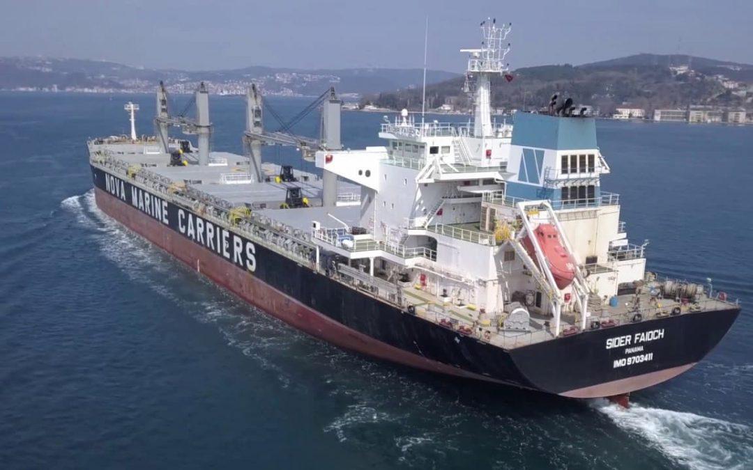 La compagnia tedesca Aug.Bolten entra nell'orbita di Nova Marine Carriers