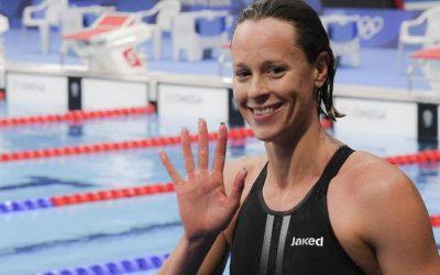 Nuoto, Federica Pellegrini a Napoli con l'International Swimming League