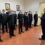Napoli, il Comandante Generale dell'Arma Dei Carabinieri in visita ai reparti territoriali della provincia partenopea
