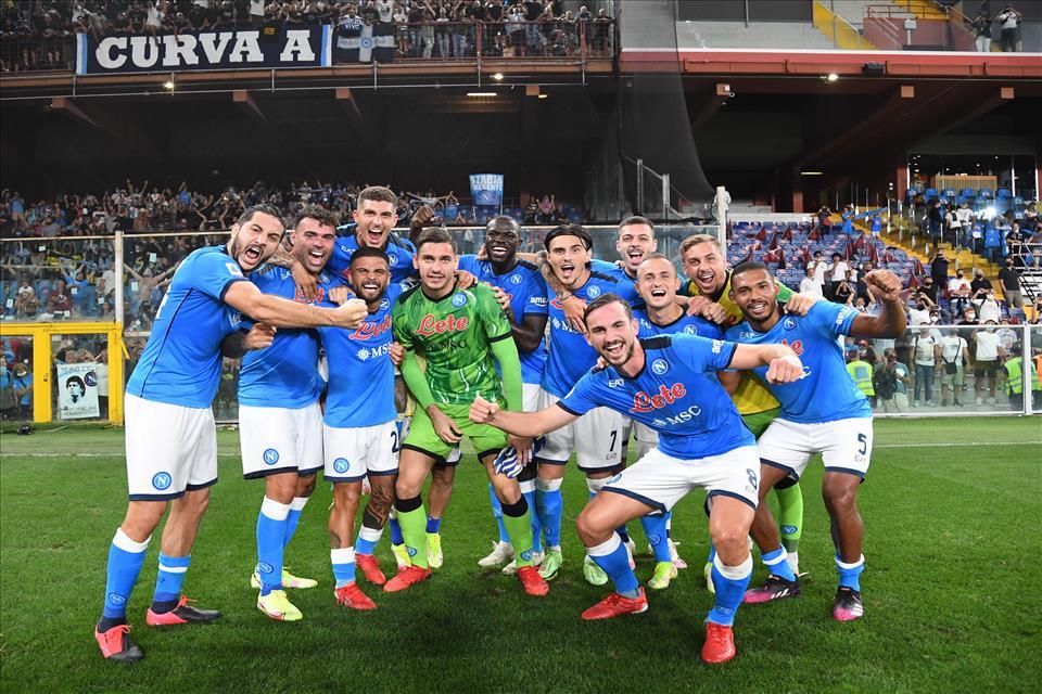 Genoa-Napoli 1-2 gol vittoria di Petagna e Marassi espugnato