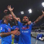 Napoli-Venezia 2 a 0 prima vittoria dell'era Spalletti