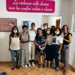 Casa Fiorinda, la visita a sorpresa di Federica Pellegrini