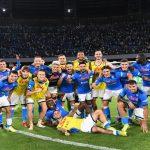 Napoli Cagliari: 2-0 sesta vittoria consecutiva