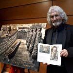 All'Expo di Dubai le opere dell'artista romano che ama Totò