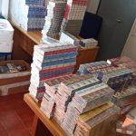 Porta Nolana, operazione anticontraffazione e contrabbando di tabacchi