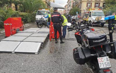 """Napoli e provincia, controlli alle bici elettriche """"modificate"""": sanzioni per 123mila euro, 60 mezzi non a norma"""