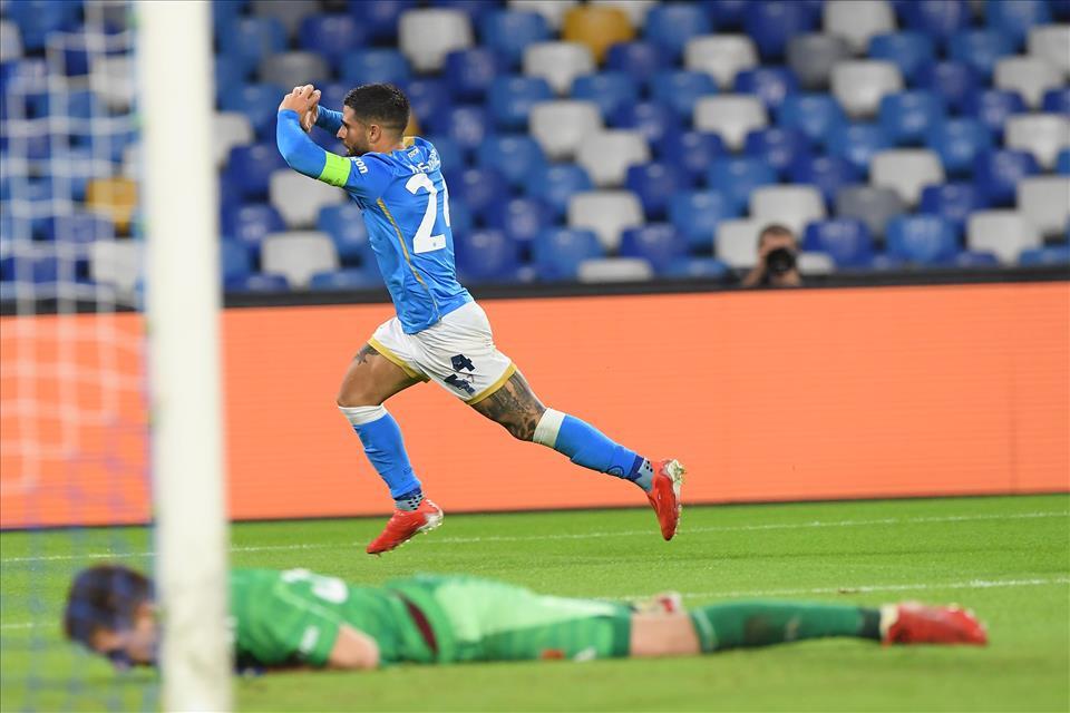 Prima vittoria in Europa League, Napoli-Legia Varsavia 3-0